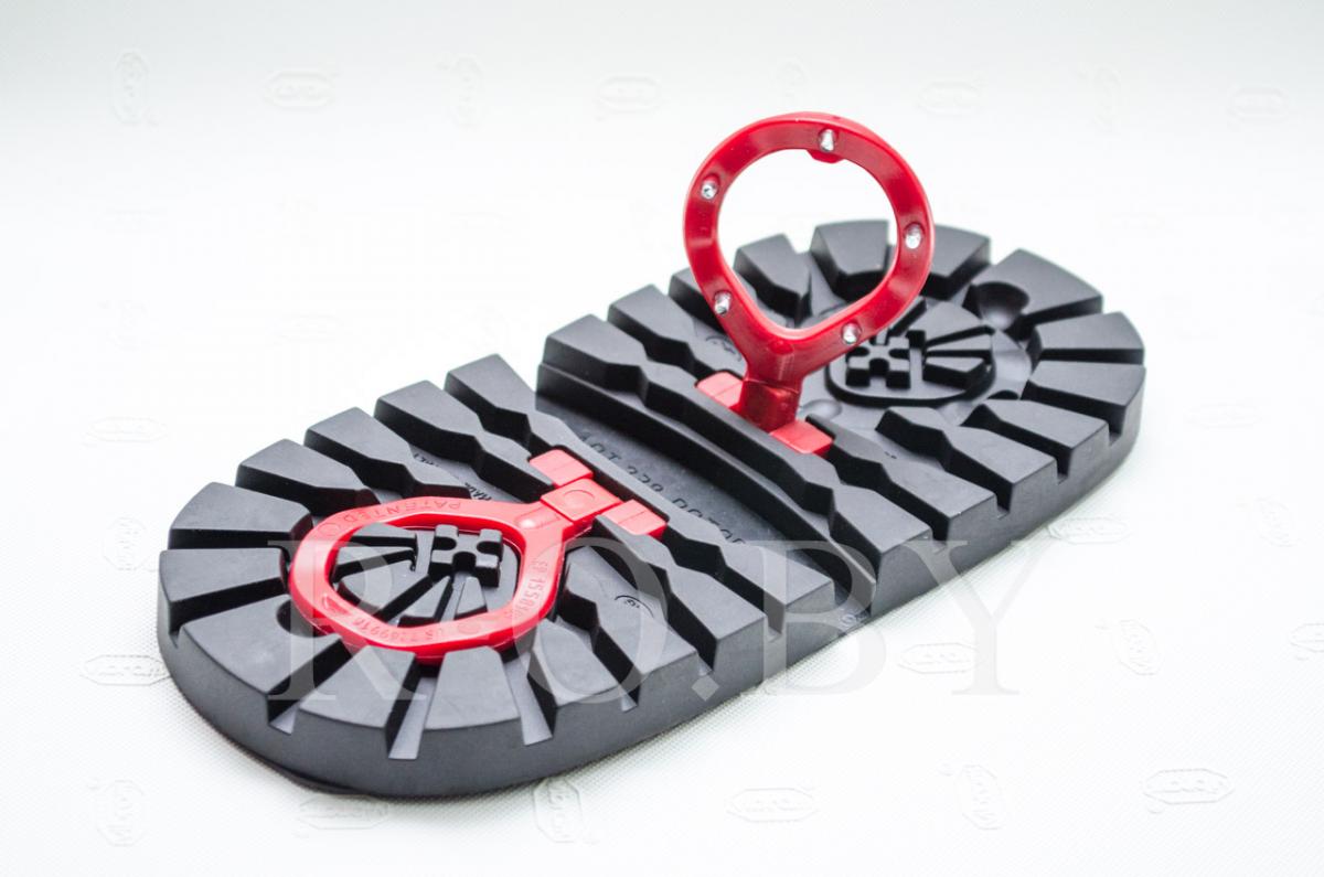 Набойки с шипами для спец обуви (антискольжение)