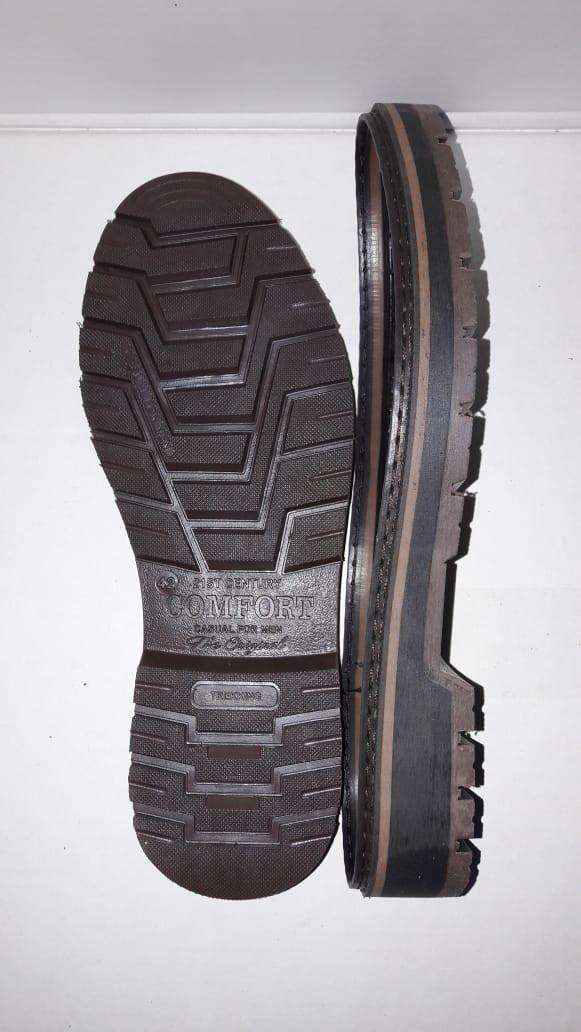 Подошва для обуви БЕРГ 39-45