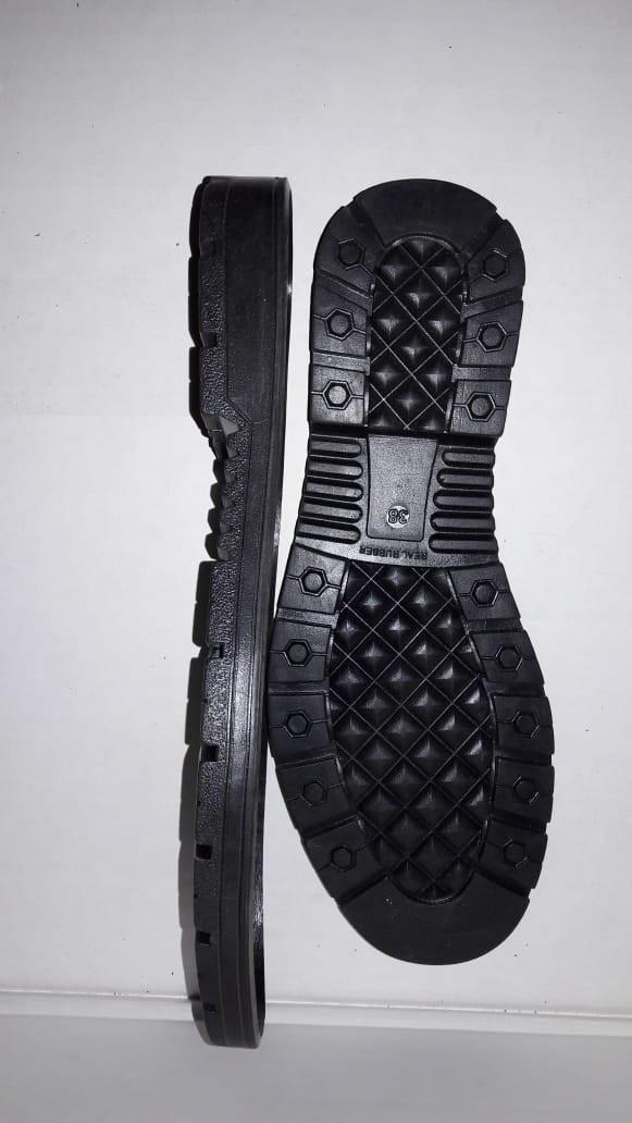 Подошва для обуви ГУММИ 29-38
